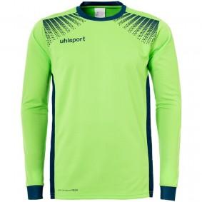Keeperskleding - Keepersshirts - kopen - Uhlsport Goal GK Shirt LS Junior – Groen