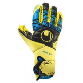 Uhlsport keepershandschoenen - kopen - Uhlsport Speed Up Now Supergrip Finger Surround – Tijdelijk inclusief gratis handschoenentas!