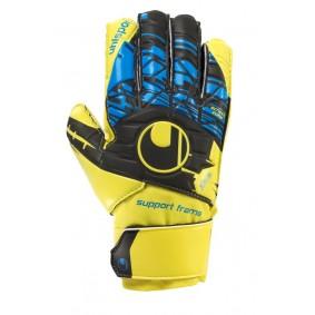 Fingersave keepershandschoenen - Uhlsport keepershandschoenen - Keepershandschoenen junior - kopen - Uhlsport Speed Up Now Soft SF Junior