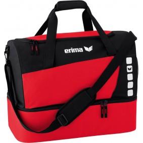 Accessoires - Sporttassen - kopen - Erima Club 5 sports bag Rood