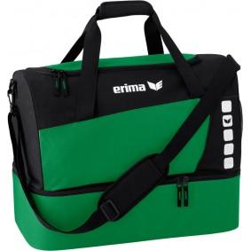 Accessoires - Sporttassen - kopen - Erima Club 5 sports bag groen