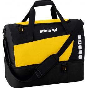 Accessoires - Sporttassen - kopen - Erima Club 5 sports bag geel