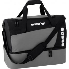 Accessoires - Sporttassen - kopen - Erima Club 5 sports bag grijs