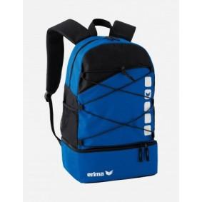 Accessoires - Sporttassen - kopen - Erima Club 5 Rugzak Kobaltblauw