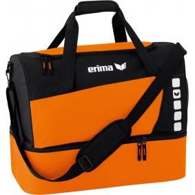 Accessoires - Sporttassen - kopen - Erima Club 5 sports bag oranje