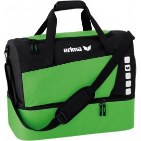 Accessoires - Sporttassen - kopen - Erima Club 5 sports bag appelgroen