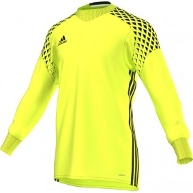 Adidas keeperskleding - Keeperskleding - Keepersshirts - Uitverkoop Keeperskleding - kopen - Adidas Keepersshirt Onore Top 16 GK SR Solar Yellow (Aktie)