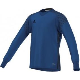 Adidas keeperskleding - Keeperskleding - Keepersshirts - Uitverkoop Keeperskleding - kopen - Adidas Keepersshirt Onore Top 16 GK JR Eqt Blue (Aktie)