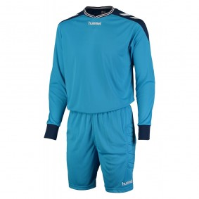 Hummel keeperskleding - Keeperskleding - Keepersets - Hummel - kopen - Hummel Basel Keeper Set blauw