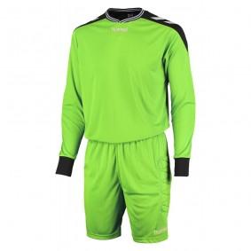Hummel - Hummel keeperskleding - Keepersets - Keeperskleding - kopen - Hummel Basel Keeper Set groen