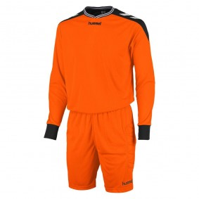Hummel keeperskleding - Keeperskleding - Keepersets - Hummel - kopen - Hummel Basel Keeper Set oranje