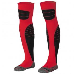 Keeperskleding - Keeperssokken - Stanno keeperskleding - kopen - Stanno High impact goalkeeper sock rood-zwart