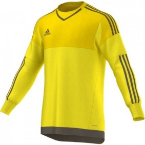 Adidas keeperskleding - Keeperskleding - Keepersshirts - Uitverkoop Keeperskleding - kopen - Adidas Keepershirt Onore Top 15 Bright Yellow JR (Aktie)