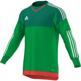 Adidas keeperskleding - Keeperskleding - Keepersshirts - Uitverkoop Keeperskleding - kopen - Adidas Keepershirt Onore Top 15 Green JR (Aktie)