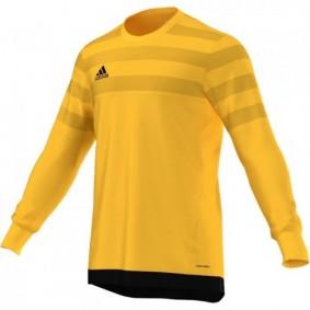 Adidas keeperskleding - Uitverkoop Keeperskleding - Keeperskleding - Keepersshirts - kopen - Adidas Keepershirt Entry 15 GK Yellow SR (Aktie)