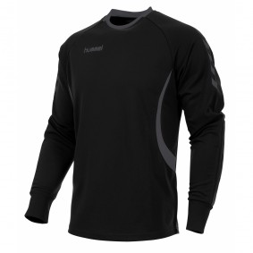 Hummel keeperskleding - Uitverkoop Keeperskleding - Keeperskleding - Keepersshirts - kopen - Hummel Chelsea Keepersshirt junior zwart (Aktie)