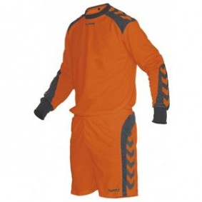Hummel keeperskleding - Keeperskleding - Keepersets - kopen - Hummel Dublin Keeperset oranje