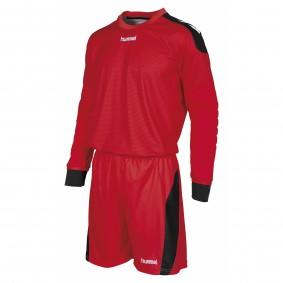 Hummel - Hummel keeperskleding - Keepersets - Keeperskleding - kopen - Hummel Fulham keeperset Rood