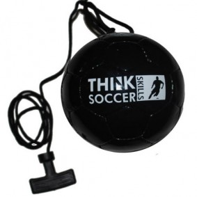 Voetballen - kopen - TSS bal Black Edition Deluxe
