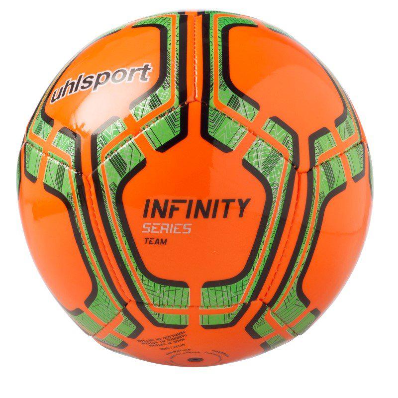 Uhlsport Infinity Team Mini Bal Oranje