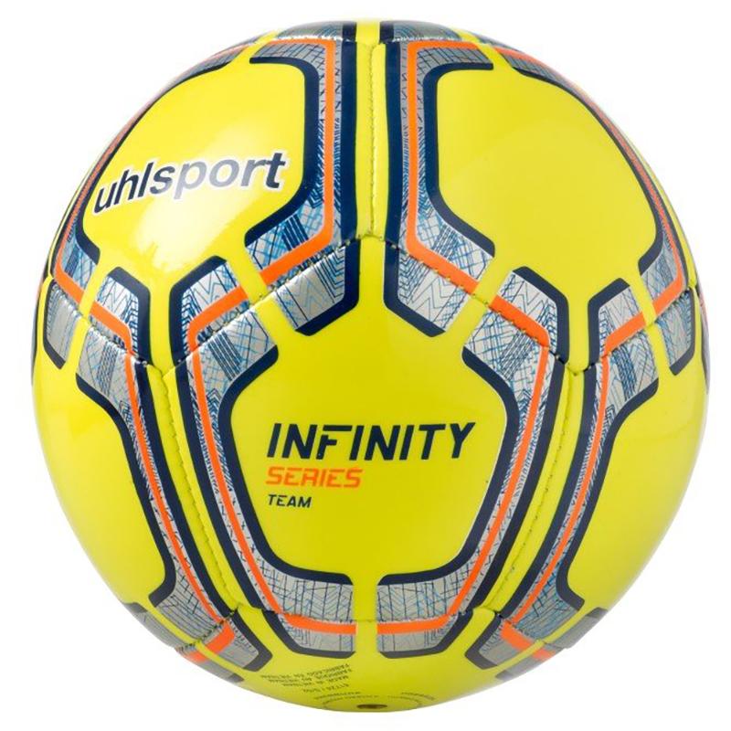 Uhlsport Infinity Team Mini Bal Geel