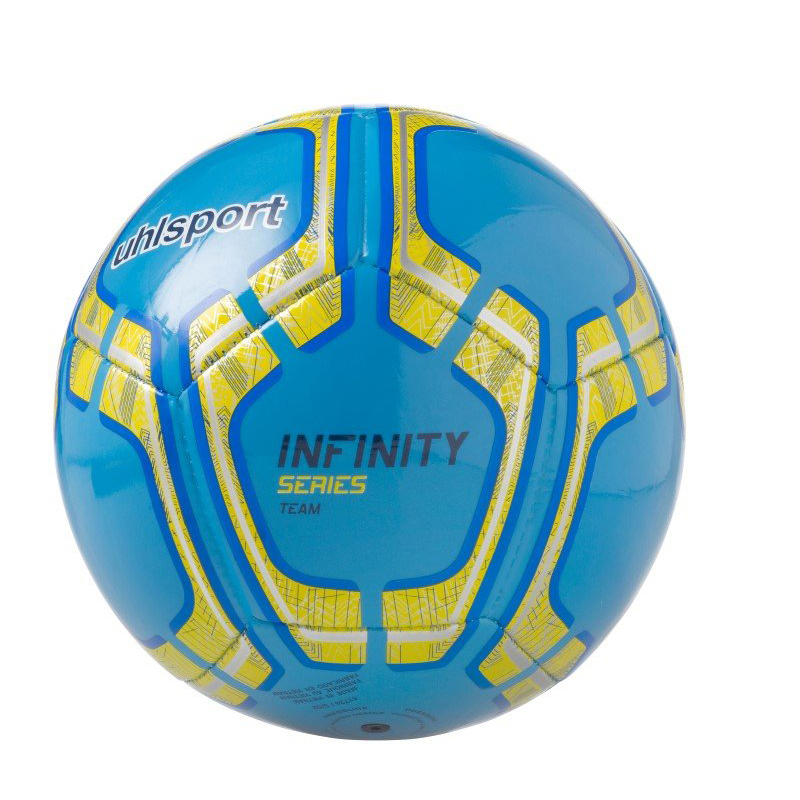 Uhlsport Infinity Team Mini Bal Blauw