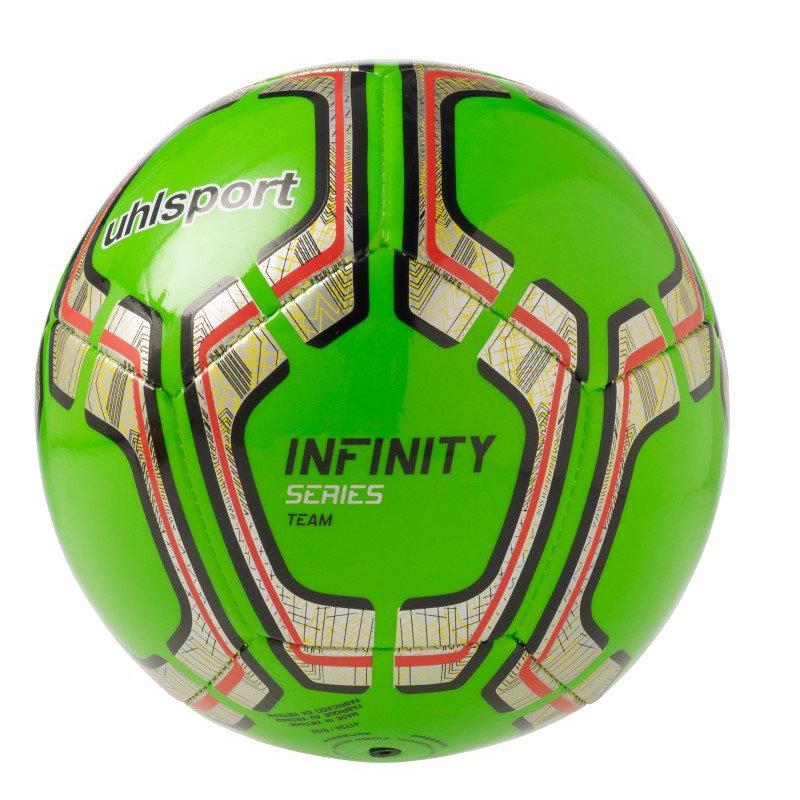 Uhlsport Infinity Team Mini Bal Groen
