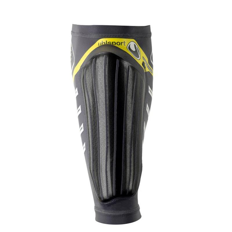Uhlsport carbon flex de uhlsport carbon flex is een ultra lichte en flexibele scheenbeschermer met de nieuwe ...