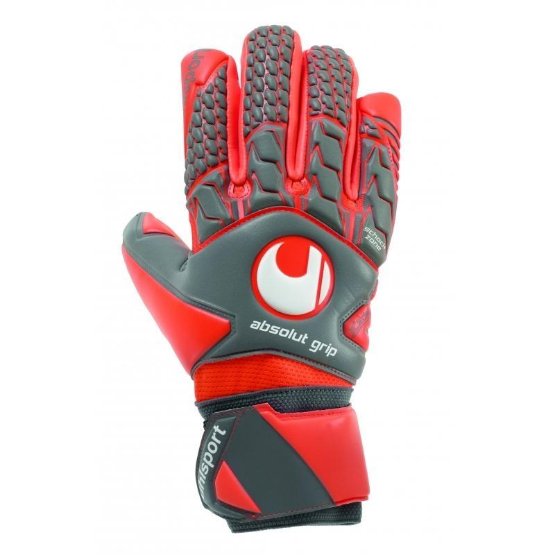 Uhlsport Aerored Absolutgrip HN | DISCOUNT DEALS