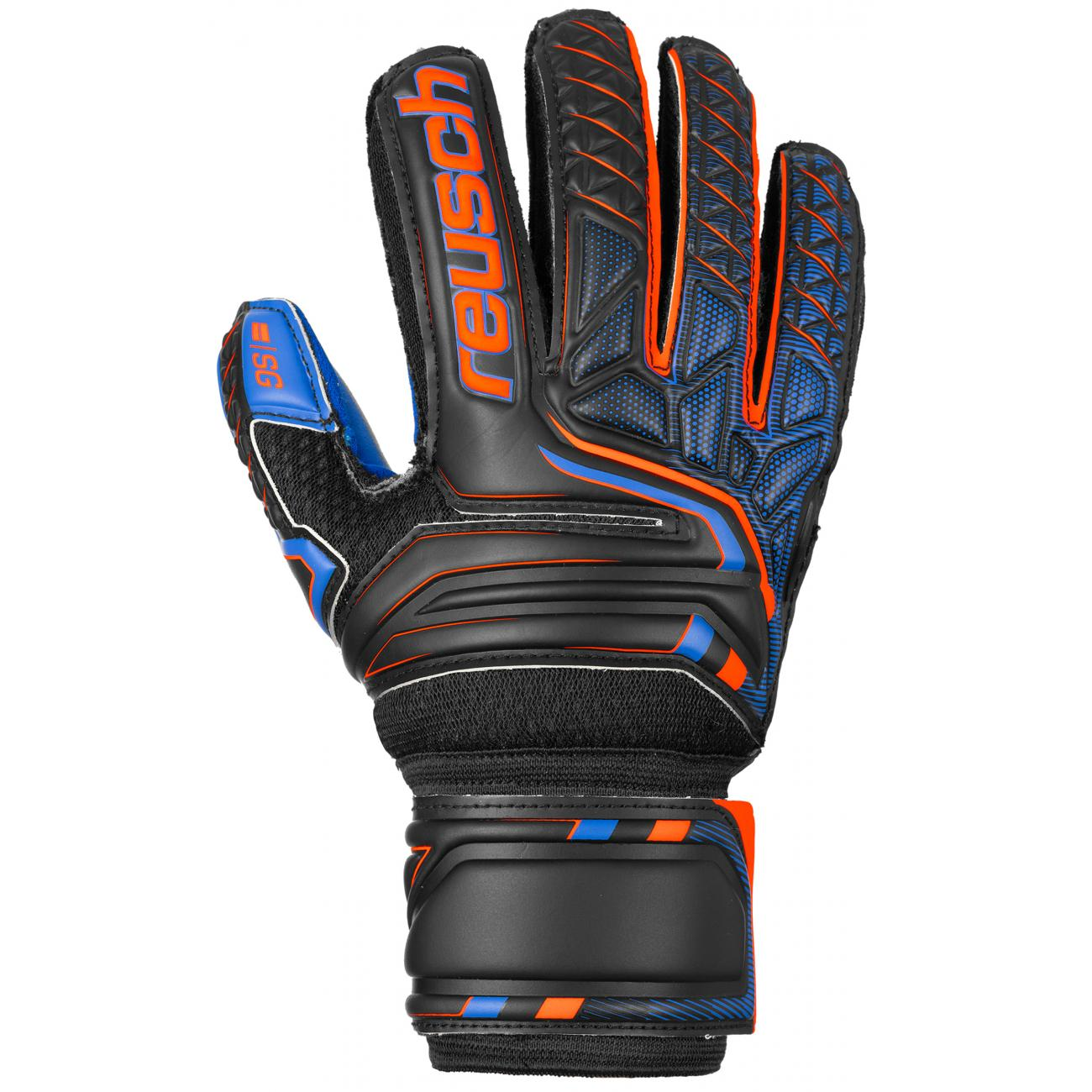 Reusch Attrakt SG Extra Finger Support Junior
