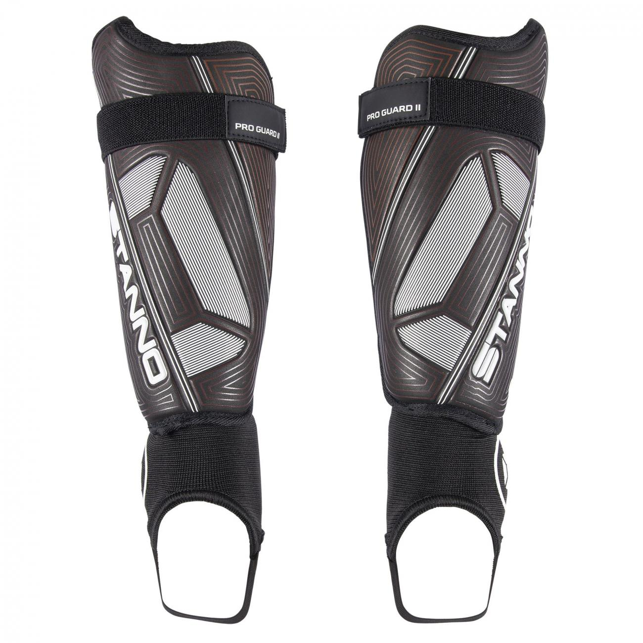 Stanno Pro Guard II - Black/Brown/White