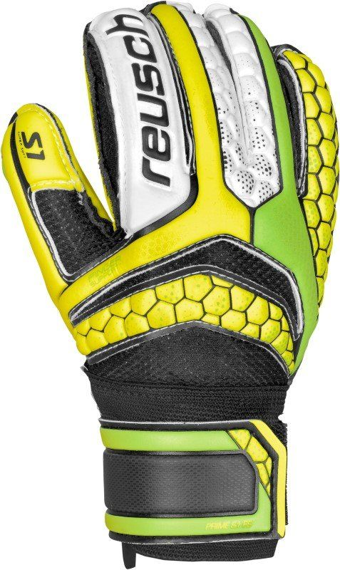 Reusch Re:Pulse Prime S1 Finger Support Junior Groen/Geel
