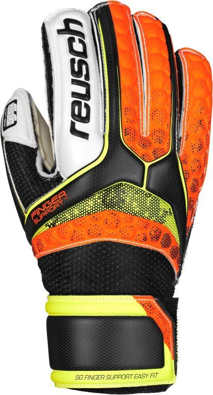 Reusch Re:Pulse SG Finger Support Easy Fit Junior