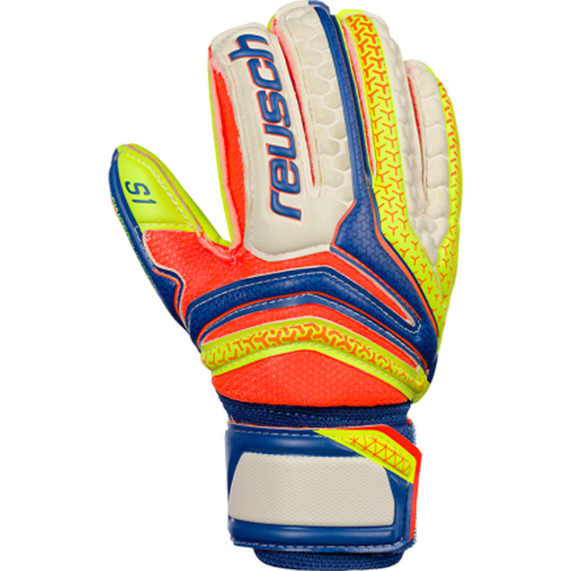 Reusch Serathor Prime S1 Finger Support Junior | DISCOUNT DEALS