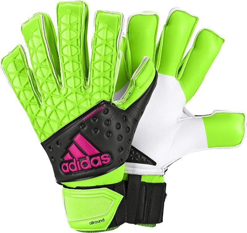Adidas Ace Zones Fingersave allround Zwart/Groen