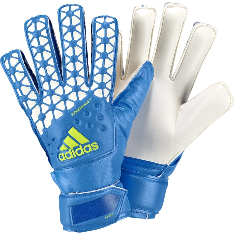 Adidas Ace Fingersave Junior Blauw/Wit