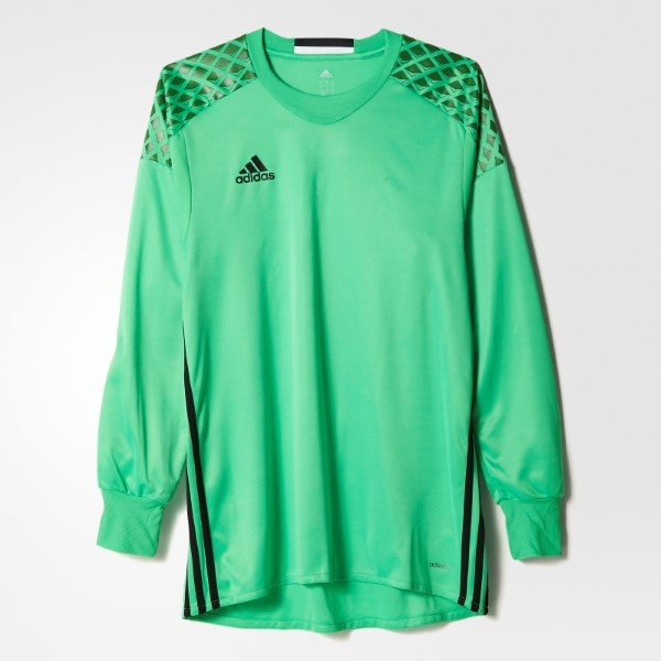 Adidas Keepersshirt Onore Top 16 GK JR Solar Lime