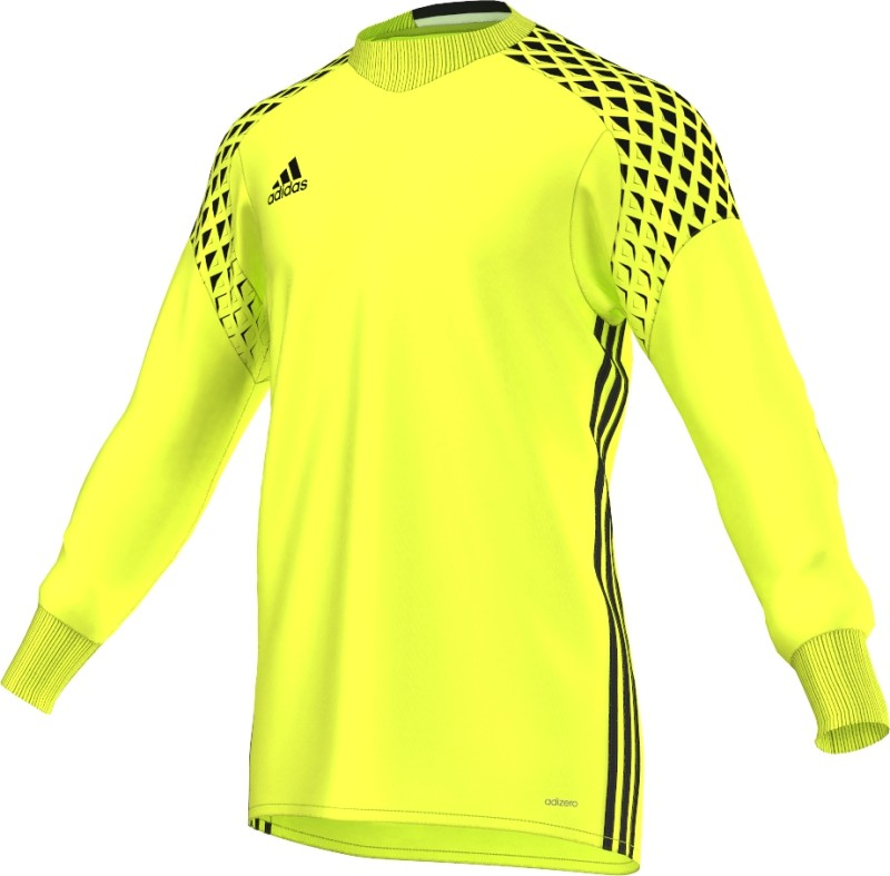 Adidas Keepersshirt Onore Top 16 GK SR Solar Yellow
