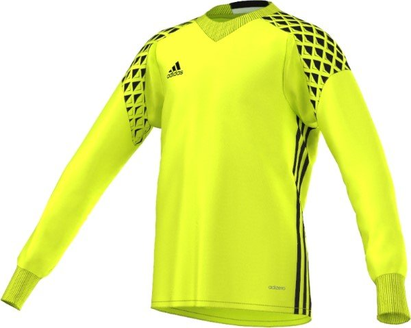 Adidas Keepersshirt Onore Top 16 GK JR Solar Yellow