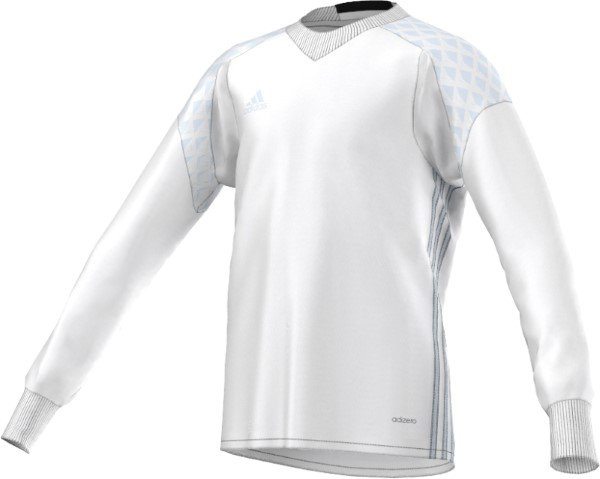 Adidas Keepersshirt Onore Top 16 GK JR White/Silver
