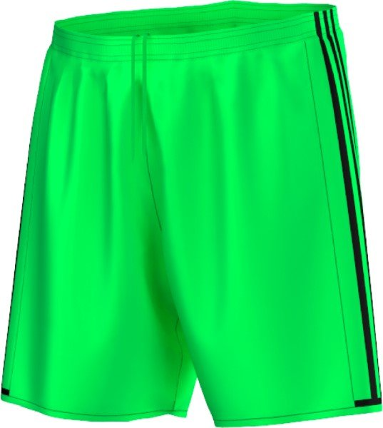 Adidas Short Condivo 16 JR Solar Lime