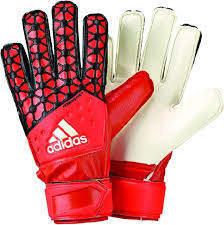 Adidas Ace Fingersave Junior Rood/Zwart (Aktie)