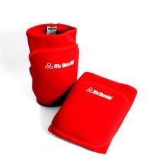 Mcdavid Jumpy knee pad Rood 601