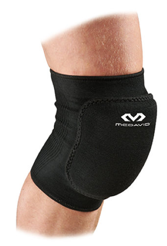 Mcdavid Jumpy knee pad Zwart 601