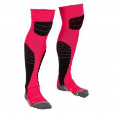 Stanno High impact goalkeeper sock rose-zwart
