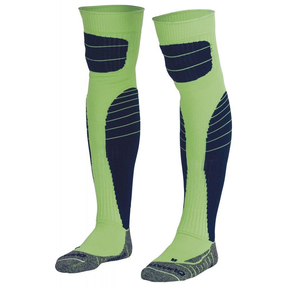 Stanno High impact goalkeeper sock groen/navy