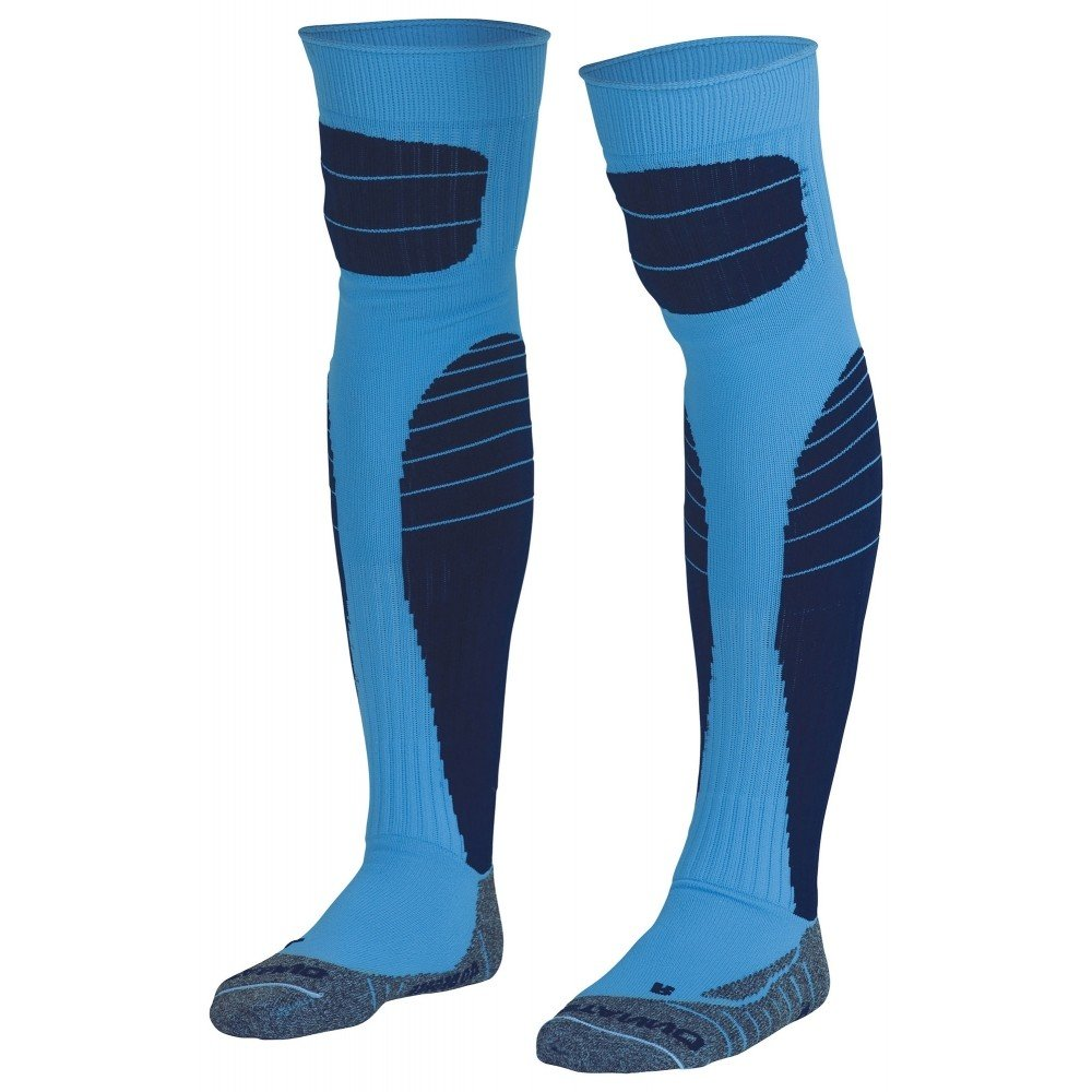 Stanno High impact goalkeeper sock blauw/navy