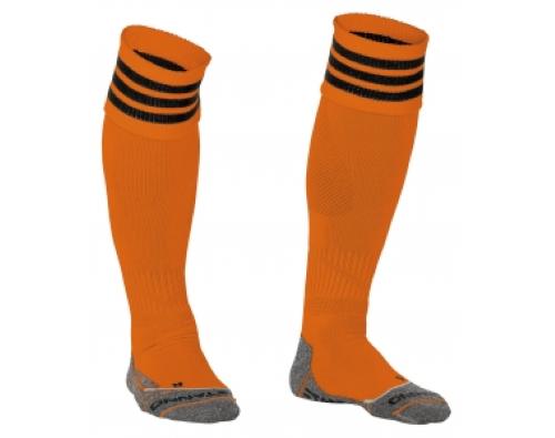 Stanno Ring Sock Oranje/Zwart