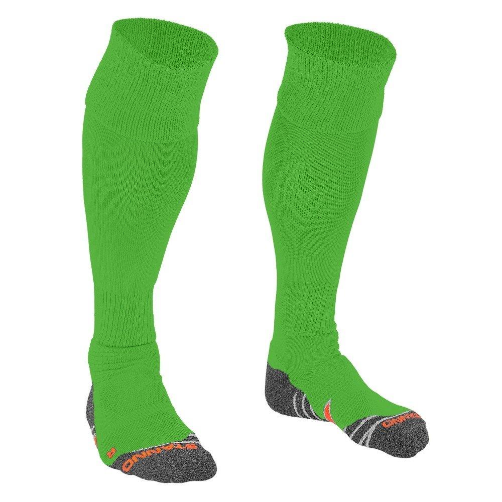 Stanno Uni Sock Neon Green