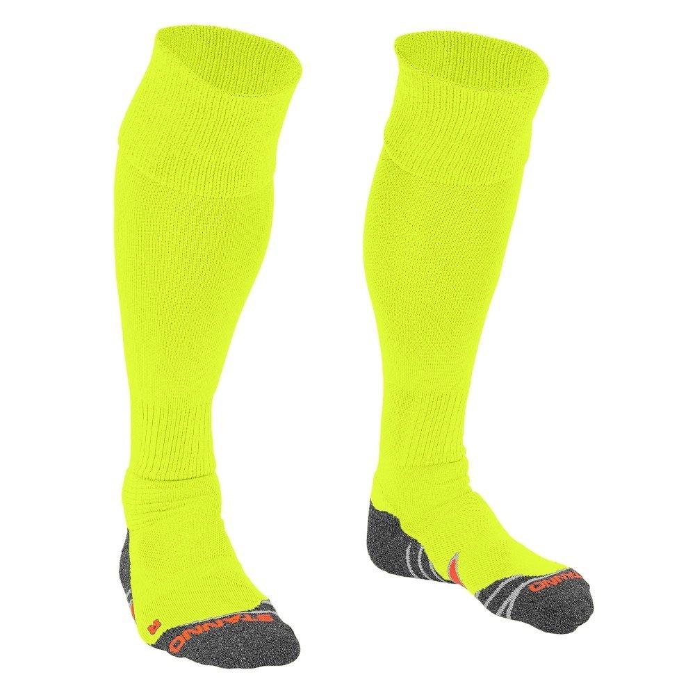 Stanno Uni Sock Neon Yellow